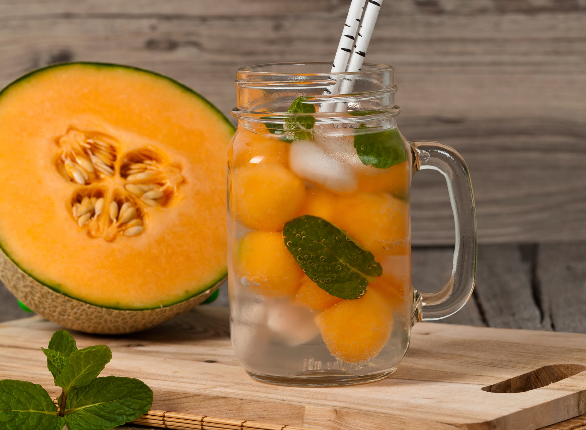 Full Circle Recipe Cantaloupe Infused Vodka Here are 30 cantaloupe recipes to make all summer long. full circle